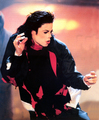Awards & Special Performances > The 16th Annual Brit Awards - michael-jackson photo
