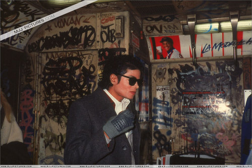 Bad: MJ Behind The Scenes