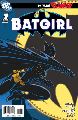 Batgirl #1 Covers
