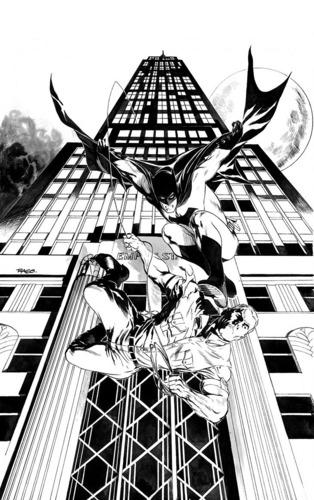 Batman ann Doc Savage