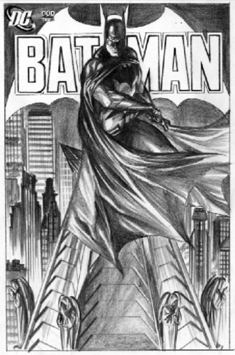 Batman by Alex Ross - batman Photo