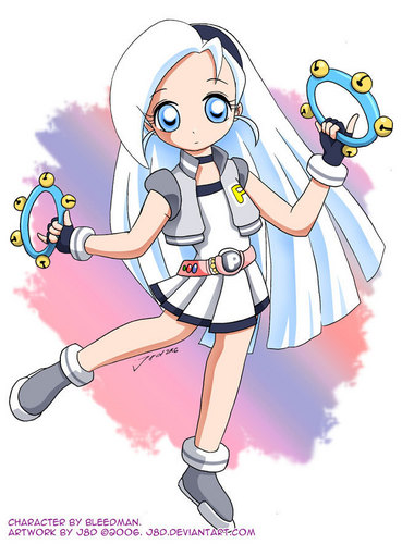 cloche, bell PowerPuff Girls Z