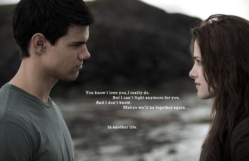 Bella & Jacob <3