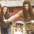Bella and Jacob <3 - twilight-series photo