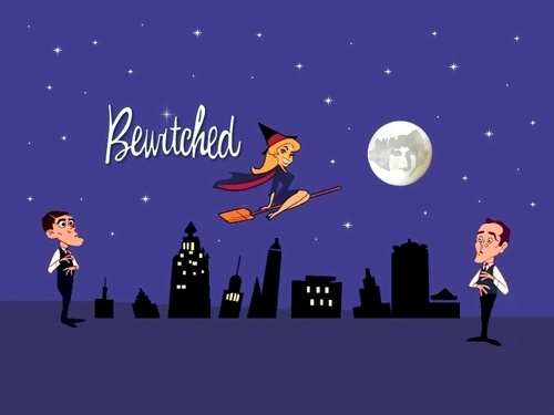 Bewitched wallpaper called BewitchedTVScreen