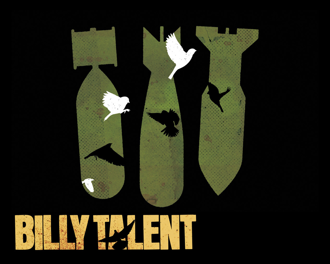 Billy Talent Iii Billy Talent Fondo De Pantalla 7585424