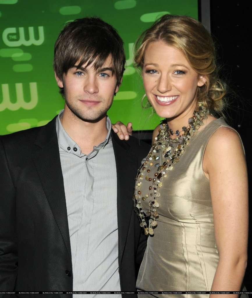 Blake/Chace - Blake Lively & Chace Crawford. Photo ...
