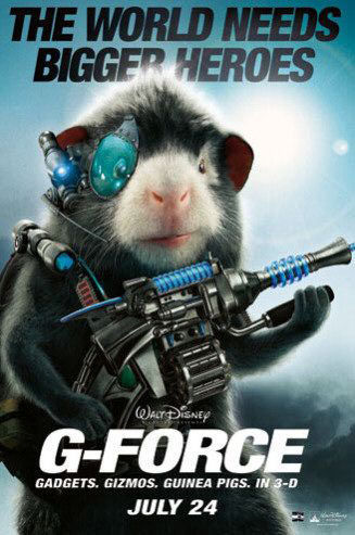 G-Force / დარვინის მისია / darvinis misia qartulad