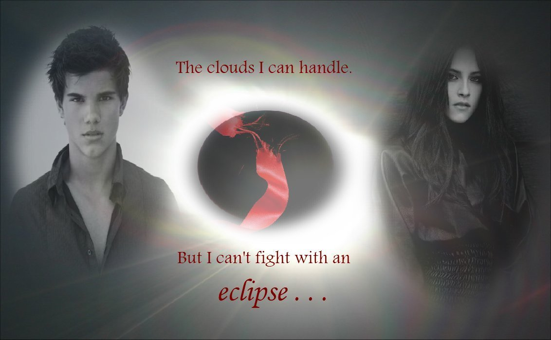 Eclipse - Jacob and Bella