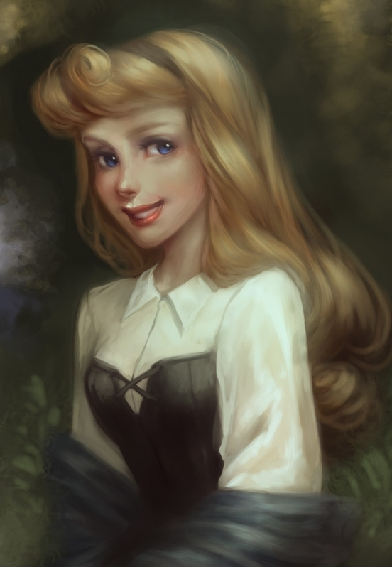 Disney Princess Briar Rose