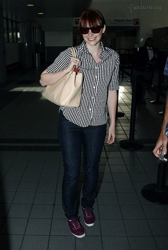 Bryce- at the airport heading to eclipse filming