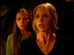 Buffy and Dawn Summers