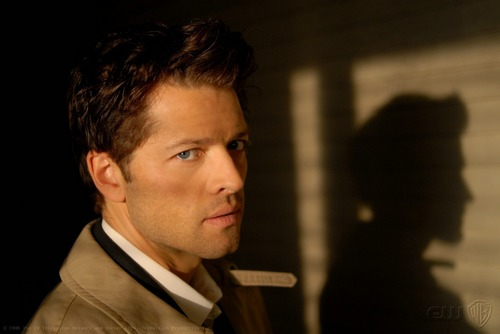 Castiel Girls wallpaper containing a business suit called Castiel