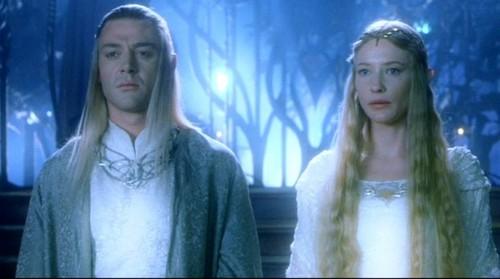 Celeborn and Galadriel
