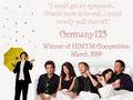 how-i-met-your-mother - Germany123 Certificate wallpaper
