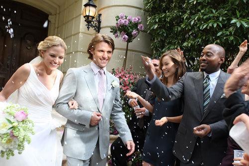 Chameron Wedding