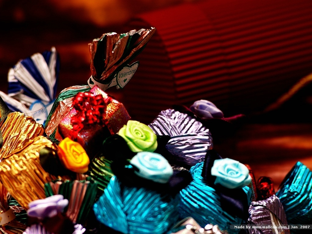 Heart Chocolate Wallpapers Delicious Sweets Backgrounds