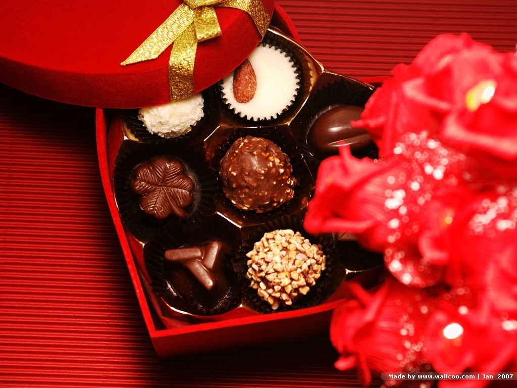Chocolate for Best gift of valentine day