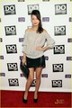 Christian Serratos- at the power of the youth party - twilight-series photo