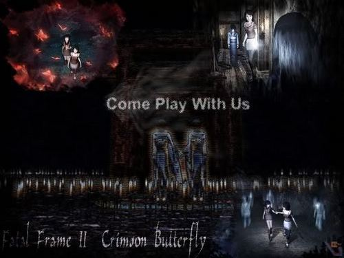 Come Play with Us