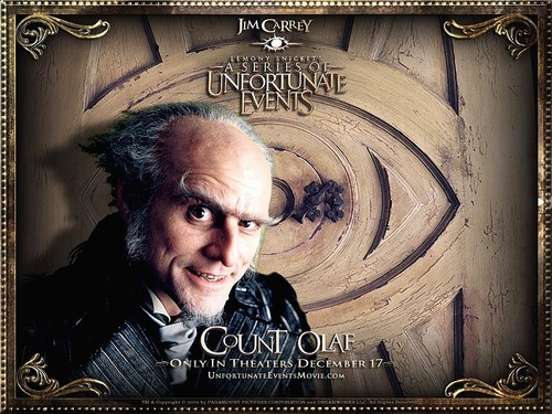 A Series of Unfortunate Events 바탕화면 possibly containing a sign called Count Olaf 바탕화면