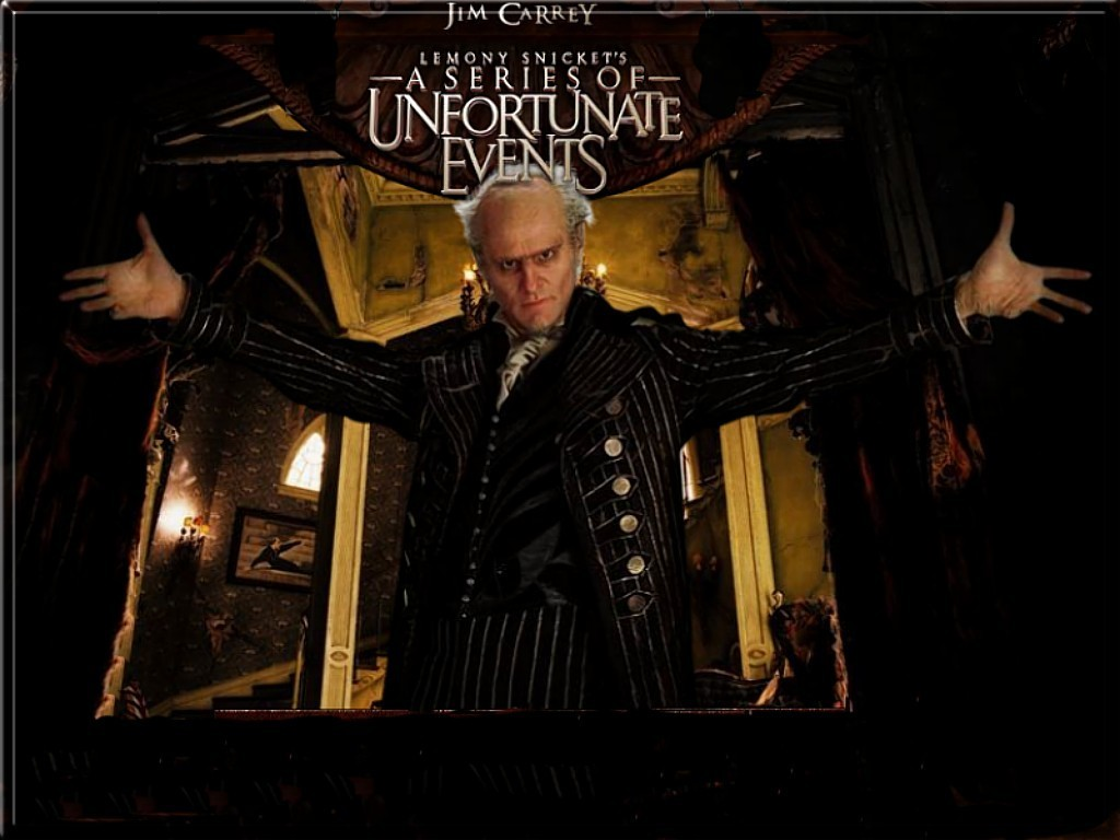 Count Olaf Wallpaper
