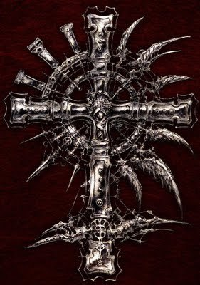 پار, صلیب from Trinity Blood