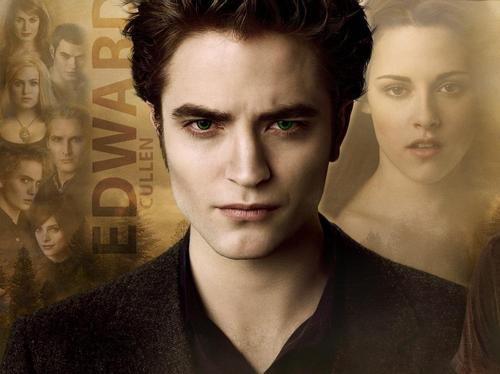 Cullens - GREEN EYED Edward