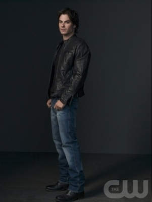 Damon Salvatore wallpaper probably with long trousers, a pantleg, and a well dressed person called Damon love sucks promo picture