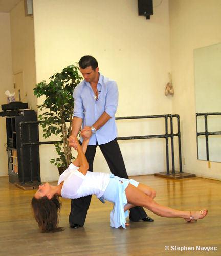 Dancin with Sara