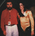 Dangerous World Tour > Off Stage > Miscellaneous - michael-jackson photo