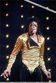 Dangerous World Tour > On Stage - michael-jackson photo