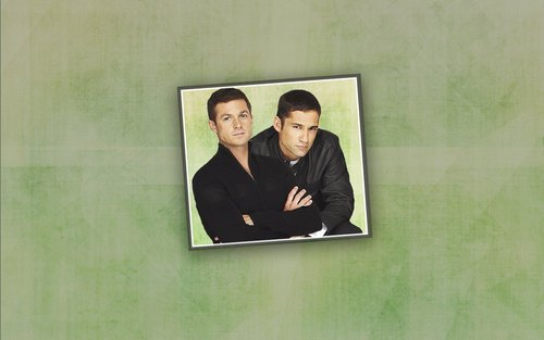 Danny & Martin - without-a-trace Wallpaper