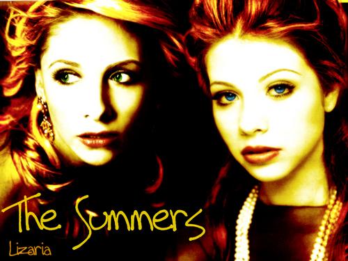 Dawn and Buffy
