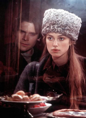 Dr Zhivago - Production stills