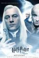 Draco and Lucius Malfoy