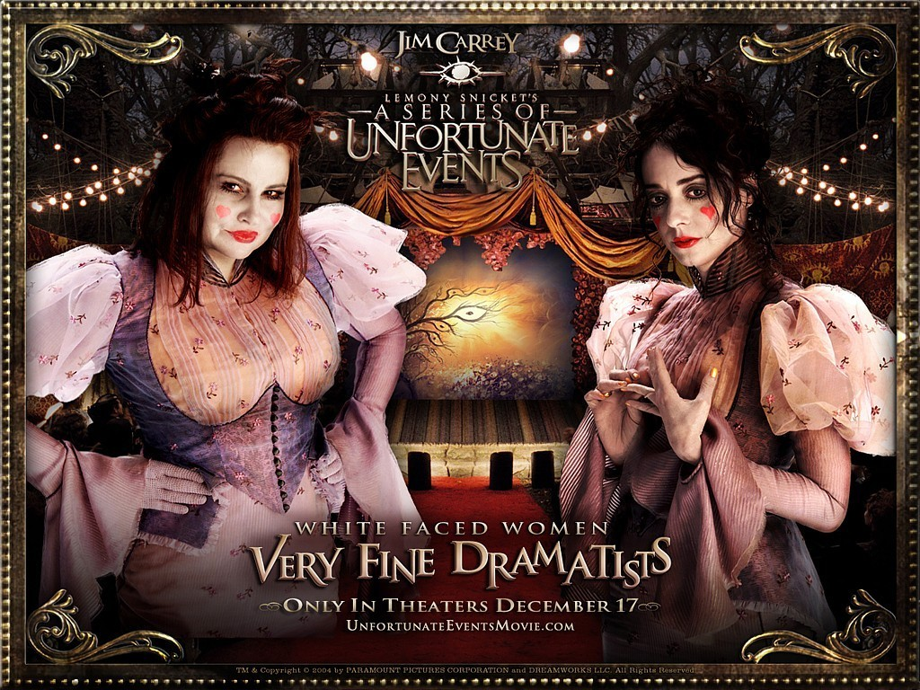 Dramatists Wallpaper A Series Of Unfortunate Events Wallpaper 7509665 Fanpop