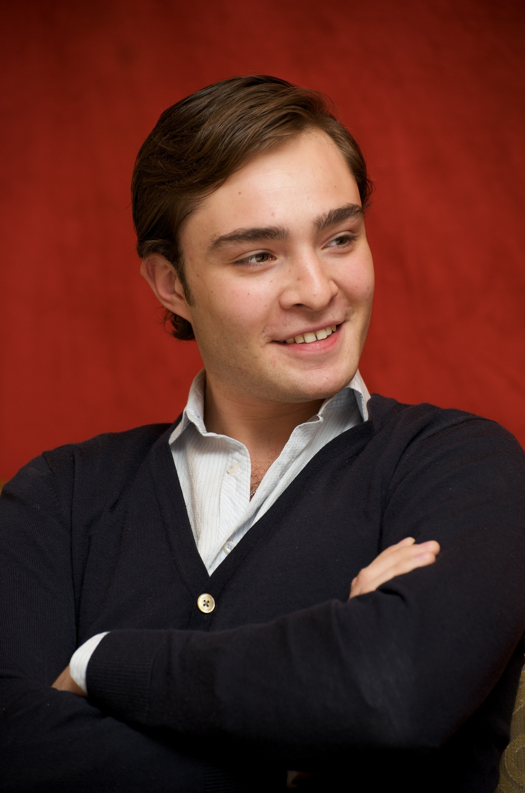 Ed - Ed Westwick Photo (7517784) - Fanpop Leightonmeester
