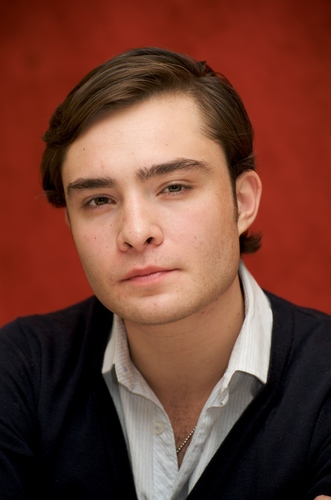 Ed Westwick wallpaper probably containing a portrait entitled Ed