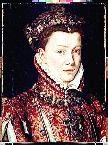Kings and Queens wallpaper titled Elizabeth of Valois, 3rd Wife of Philip II of Spain