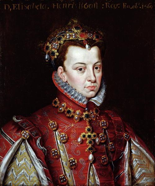 Elizabeth of Valois, 3rd Wife of Philip II of Spain