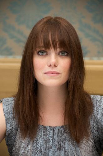 Emma @ 'Zombieland' Press Conference