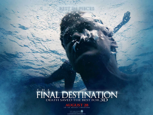 Final Destination 3D (2009) wallpaper