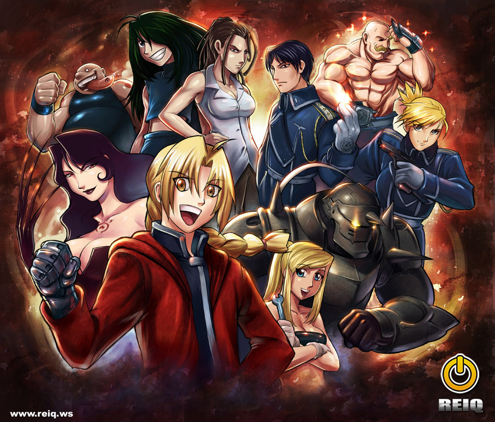Full Metal Alchemist images Full Metal Alchemist character ...