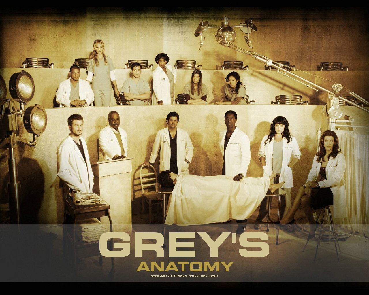 Grey's anatomy - Grey's Anatomy Wallpaper (7569716) - Fanpop