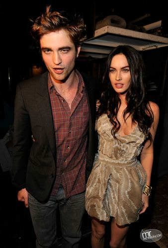 HQ rob and megan zorro, fox