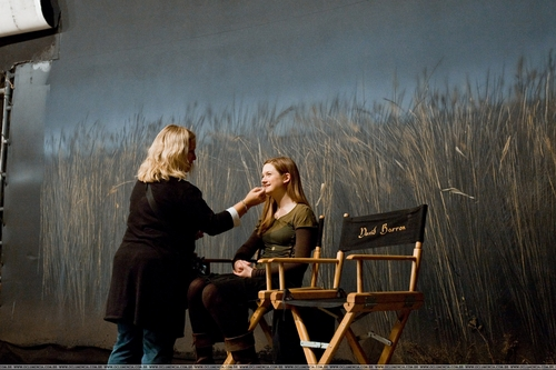 Harry Potter & The Half Blood Prince > Behind The Scenes