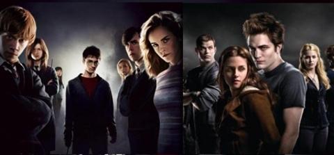 Harry Potter VS Twilight