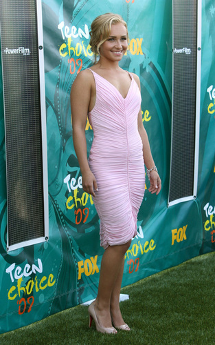 Hayden Panettiere at the Teen Choice Awards
