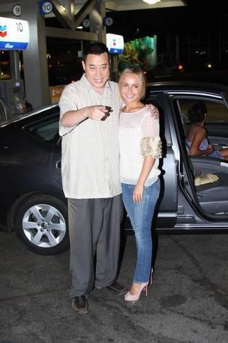 Hayden in Hollywood